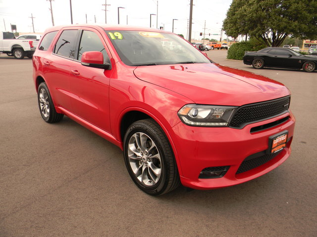 Certified Pre-Owned 2019 Dodge Durango GT Plus AWD