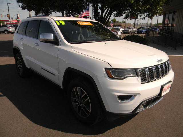 Certified Pre Owned Jeep >> Certified Pre Owned 2019 Jeep Grand Cherokee Limited 4x4 4wd