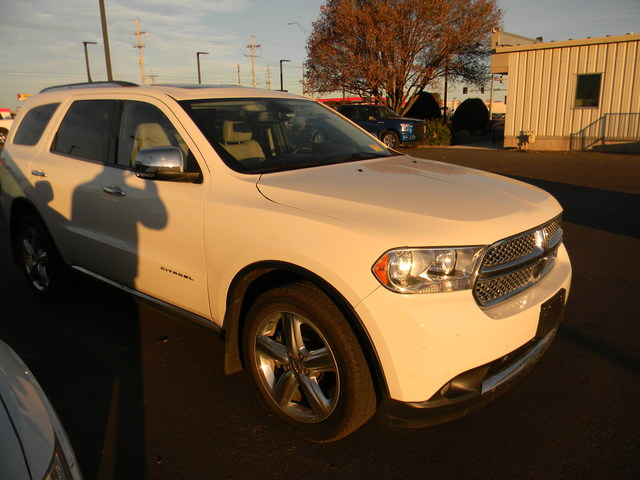 Pre-Owned 2012 Dodge Durango AWD 4dr Citadel