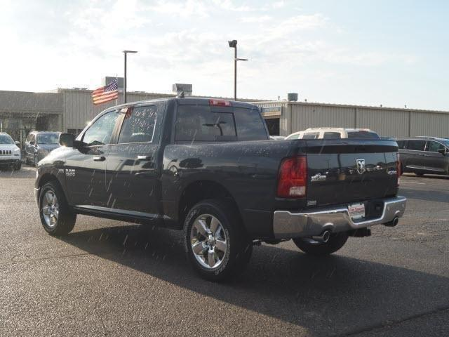 b70e96b2b4 New 2018 RAM 1500 Big Horn 4x4 Crew Cab 5 7 Box Crew Cab in ...