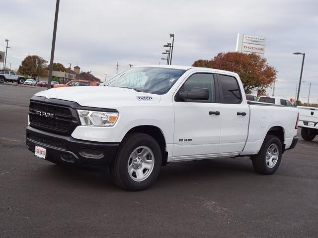 New 2019 RAM All-New 1500 Tradesman 4x2 Quad Cab 6'4 Box