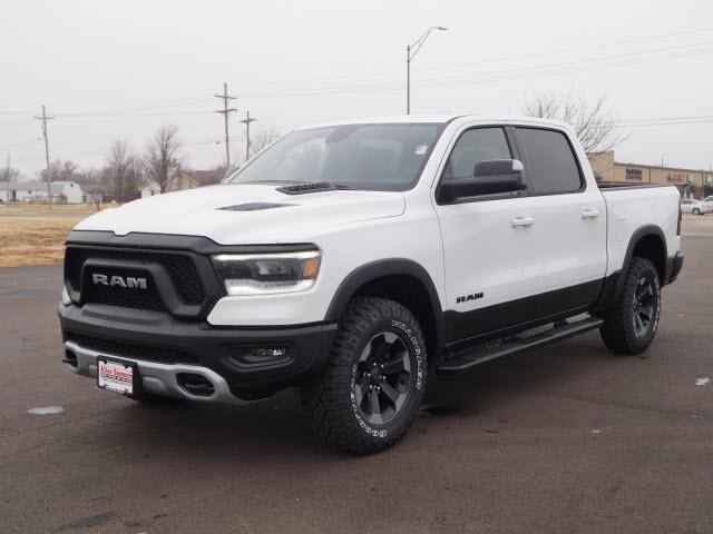 Ram 1500 Rebel >> New 2019 Ram All New 1500 Rebel 4x4 Crew Cab 5 7 Box Crew Cab In