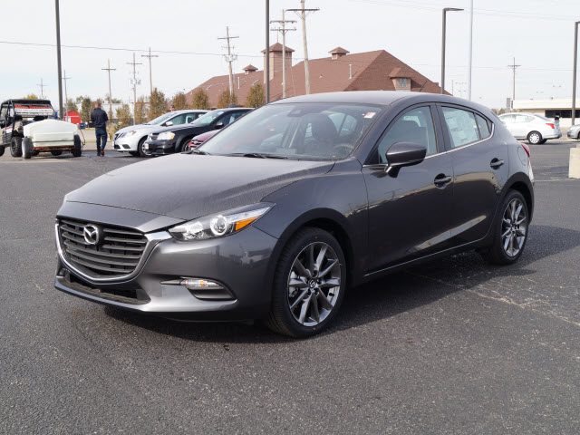 Pre Owned 2018 Mazda3 Touring