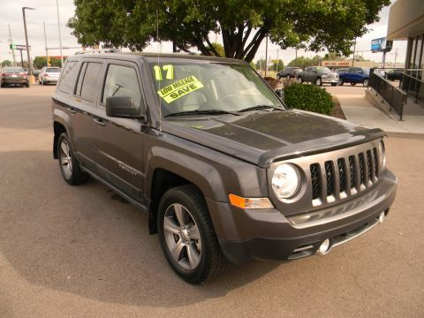 2017 Jeep Patriot High Altitude 4x4