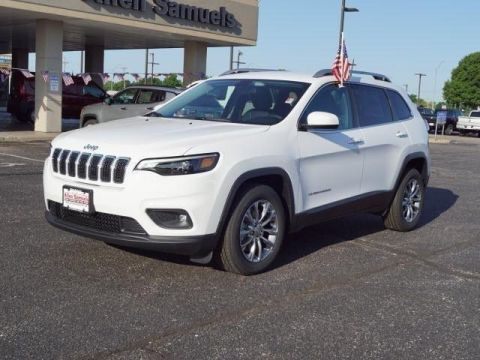 New 2019 JEEP Cherokee Latitude Plus FWD