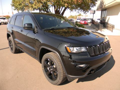 New 2020 JEEP Grand Cherokee Upland 4x4