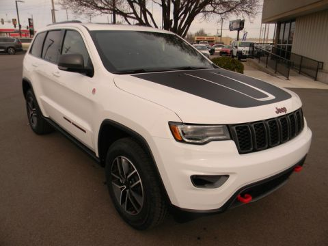 New 2020 JEEP Grand Cherokee Trailhawk 4x4
