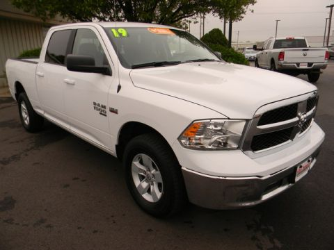 Certified Pre-Owned 2019 Ram 1500 Classic SLT 4x4 Crew Cab 6'4 Box
