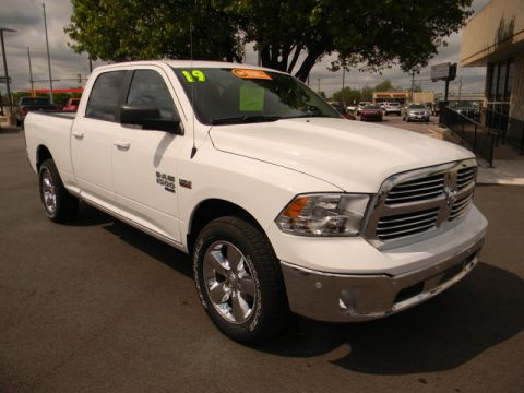 Certified Pre-Owned 2019 Ram 1500 Classic Big Horn 4x4 Crew Cab 6'4 Box