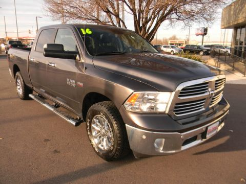 Pre-Owned 2016 Ram 1500 4WD Crew Cab 149 Big Horn
