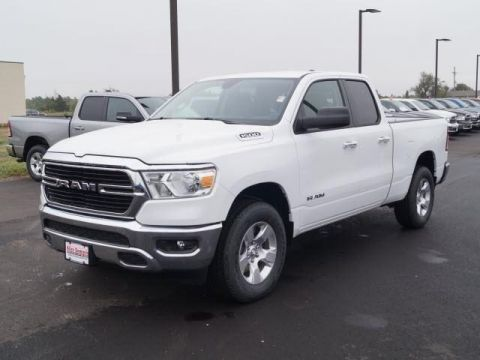 New 2019 RAM All-New 1500 Big Horn/Lone Star 4x4 Quad Cab 6'4