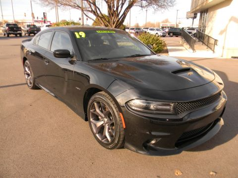 Certified Pre-Owned 2019 Dodge Charger R/T RWD RWD 4dr Car