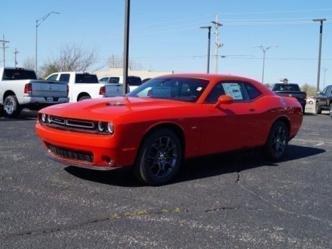New 2018 DODGE Challenger GT AWD