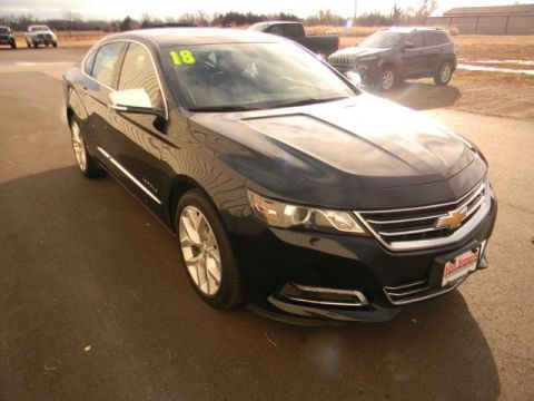 Pre-Owned 2018 Chevrolet Impala 4dr Sdn Premier w/2LZ