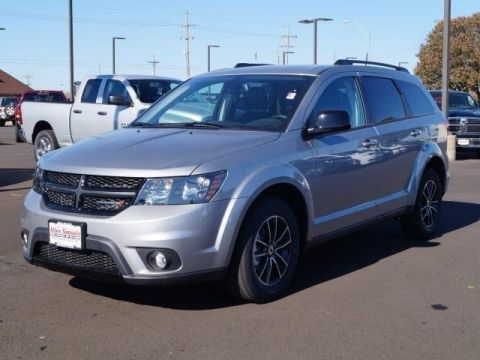 New 2018 DODGE Journey SXT FWD