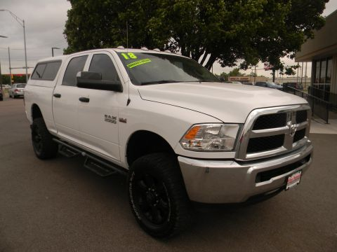 Certified Pre-Owned 2018 Ram 2500 Tradesman 4x4 Crew Cab 6'4 Box 4WD