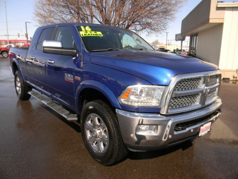 Certified Pre-Owned 2016 Ram 2500 4WD Mega Cab 160.5 Laramie 4WD