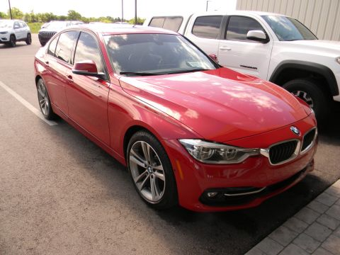 Pre-Owned 2016 BMW 3 Series 4dr Sdn 328i RWD SULEV With Navigation