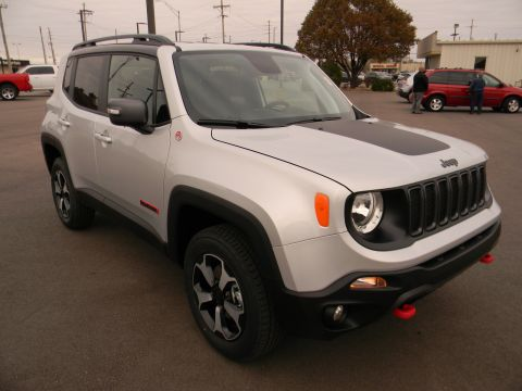 2020 JEEP Renegade Trailhawk 4x4